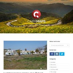 Le Stationnement En Camping-car Au Portugal