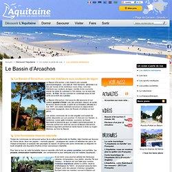 Stations balneaires, plages, surf, Biarritz, Arcachon, Lacanau - Site officiel - Tourisme - Aquitaine