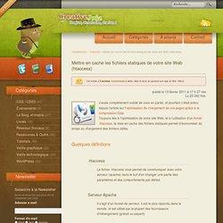 Mettre en cache les fichiers statiques de votre site Web (htaccess) - Tutoriels