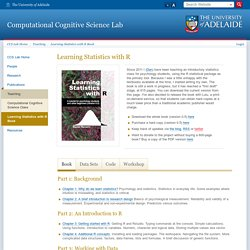 Computational Cognitive Science Lab