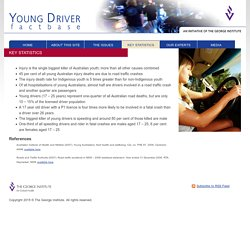 Key Statistics « Young Driver Factbase