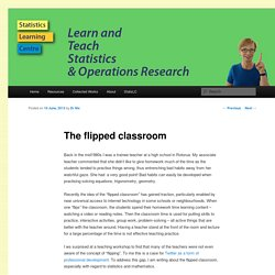 Learn and Teach Statistics and Operations Research