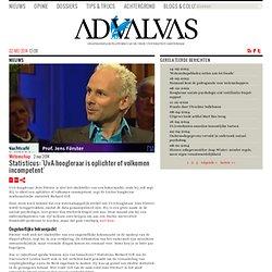 advalvas: Statisticus: 'UvA-hoogleraar is oplichter of volkomen incompetent'