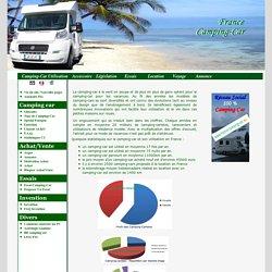 Statistiques sur le camping-car en Europe. France Camping-Car