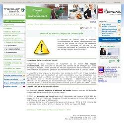 Chiffres clés et statistiques de la sécurité au travail