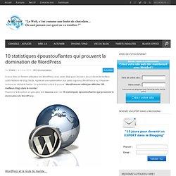 10 statistiques époustouflantes qui prouvent la domination de WordPress
