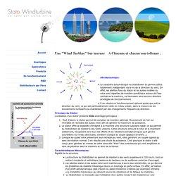 Stato-windturbine - Le StatoEolien