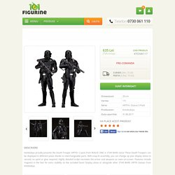 Star Wars Rogue One ARTFX+ Statue 2-Pack Death Trooper 20 cm - Star Wars - 101Figurine.ro