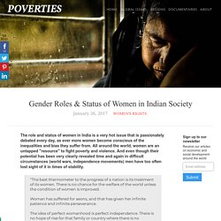 Role & Status of Women in India: Issues & Challenges