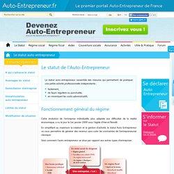 Statut Auto Entrepreneur en 2017