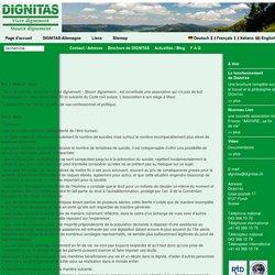 Statuts Dignitas
