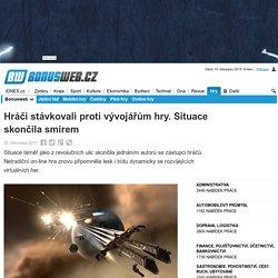 Hráči stávkovali proti vývojářům hry. Situace skončila smírem - iDNES.cz