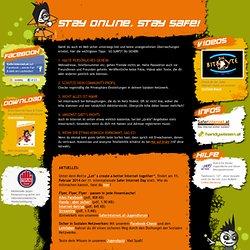 Stay online stay safe - für Jugendliche