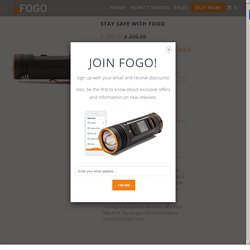 Stay safe with Fogo - Fogo Digital, Inc