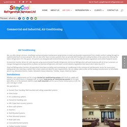 Air Conditioning Services At buckinghamshire