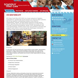 STC New York City « Schools That Can
