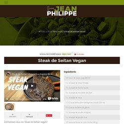 Steak de Seitan Vegan