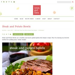 Steak and Potato Bowls