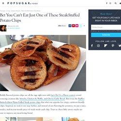 Steak-Stuffed Potato Chip Recipe