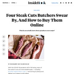 How to Cook Rare Steak Cuts like Tri-tip, Teres major, Bavette or Picanha
