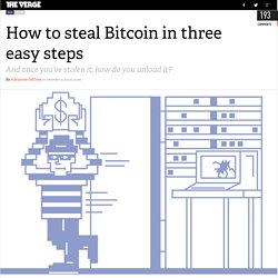 How to steal Bitcoin in three easy steps