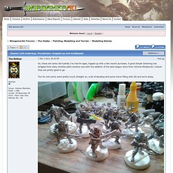 Stealer Cult underway - WargamerAU Forums