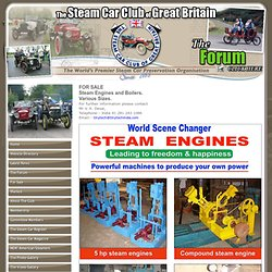 Steam Engines India