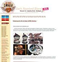 Steampunk Art & Gear (DRB Series)