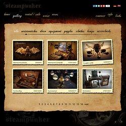 Steampunk Artwork: gallery