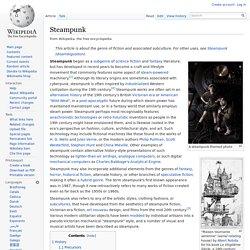 Steampunk - Wiki