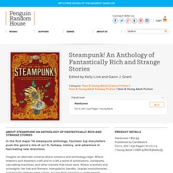 Steampunk! - science fiction