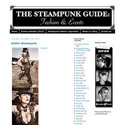 Fashion & Events: December 2013