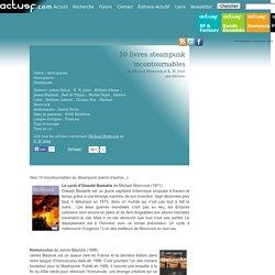 10 livres steampunk incontournables