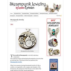 Steampunk Jewelry