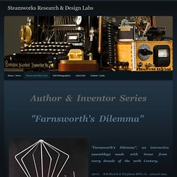 Steamworks R&D Labs - Steamworks Research & Design Labs