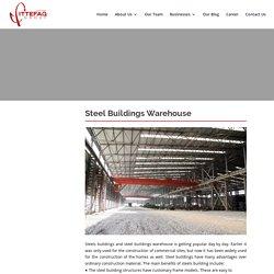 Steel Buildings Warehouse
