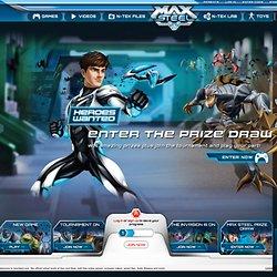 Max Steel - Official Website - Mattel