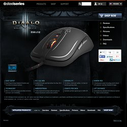 SteelSeries Diablo® III Mouse