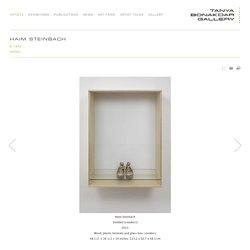 Haim Steinbach - Tanya Bonakdar Gallery NY