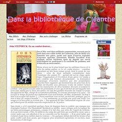 John STEINBECK: En un combat douteux... - Dans la bibliothèque de Cléanthe