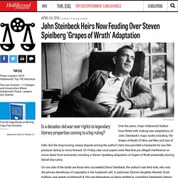 John Steinbeck Heirs Now Feuding Over Steven Spielberg 'Grapes of Wrath' Adaptation