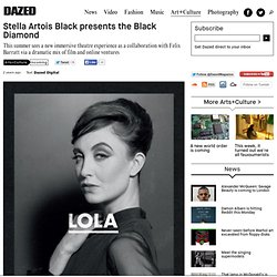 Stella Artois Black presents the Black Diamond