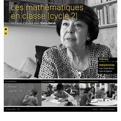 Les mathématiques en classe avec Stella Baruk