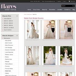 Stella York Wedding Dresses Walnut Creek, Stella York Bridal Gowns in Bay Area