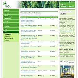 Stiftung Ökologie & Landbau