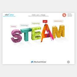 STEM + Arts = STEAM
