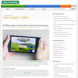 STEM – HelpTeaching.com