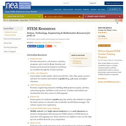The 10 Best STEM Resources