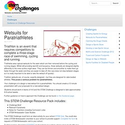 Wetsuits for Paratriathletes
