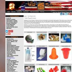 Stemming Plugs and Blast Hole Liners: BlastersTool.com